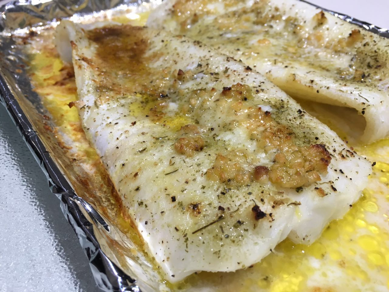 The easiest grilled kingklip the fish wife for Best fish to bake